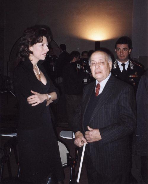Laura Romano e Renato Civello